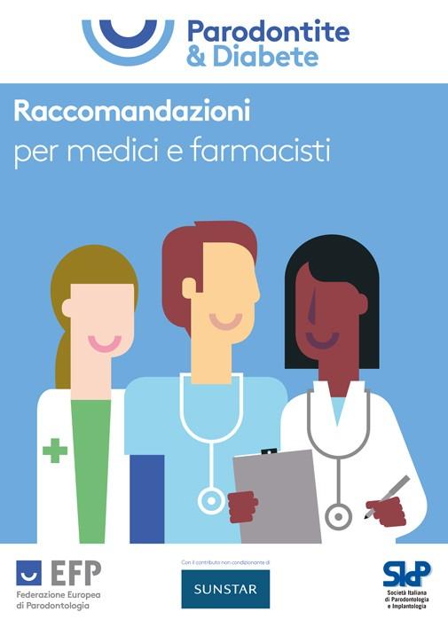 Correlazione tra Parodontite e Diabete – Raccomandazioni per medici e farmacisti