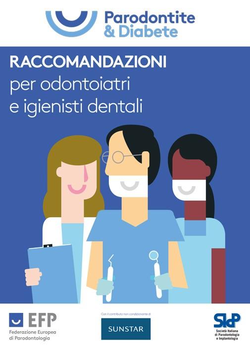 Correlazione tra Parodontite e Diabete – Raccomandazioni per odontoiatri e igienisti