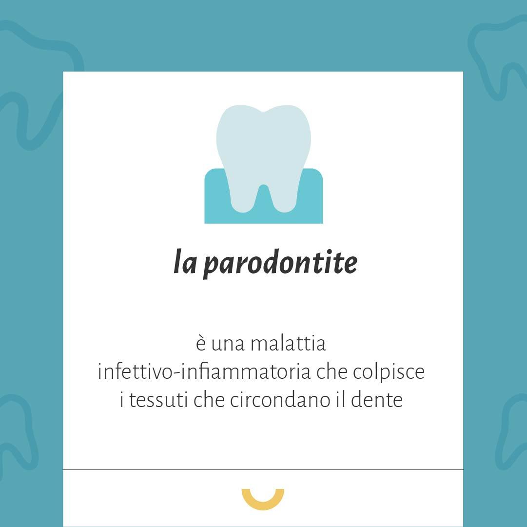 mobilità dentale