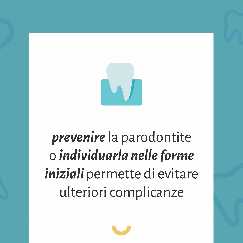 Giornata Nazionale della Parodontite